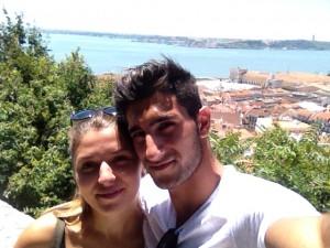 Ylmaz et Laura ANCV Portugal