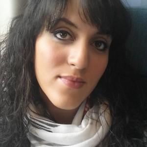 Zara Adeleh, bénévole de l'Atelier Mobilité Léo Lagrange